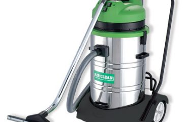 AC 802S 3 Air clean 80L wet and dry vacuum cleaner